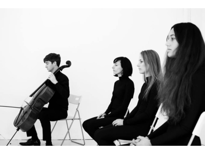 Performance - 3 Women & a Cellist